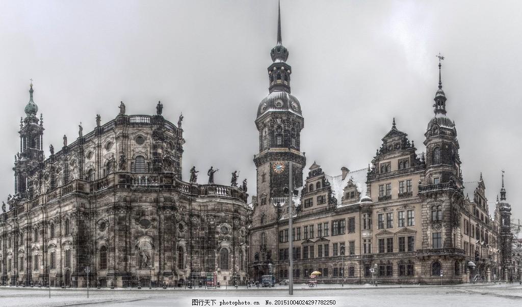 欧式建筑 建筑背景 欧美 欧洲 英美 摄影 建筑景观