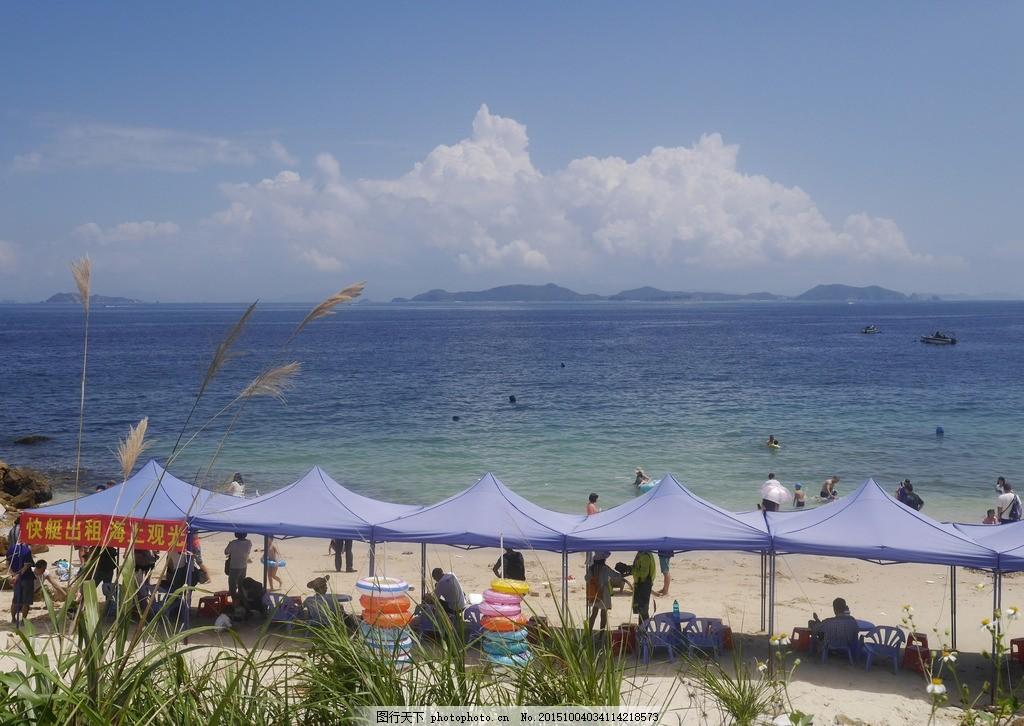 沙滩帐篷 惠州 深圳 沙滩 帐篷 杨梅坑 摄影 自然景观 自然风景 180