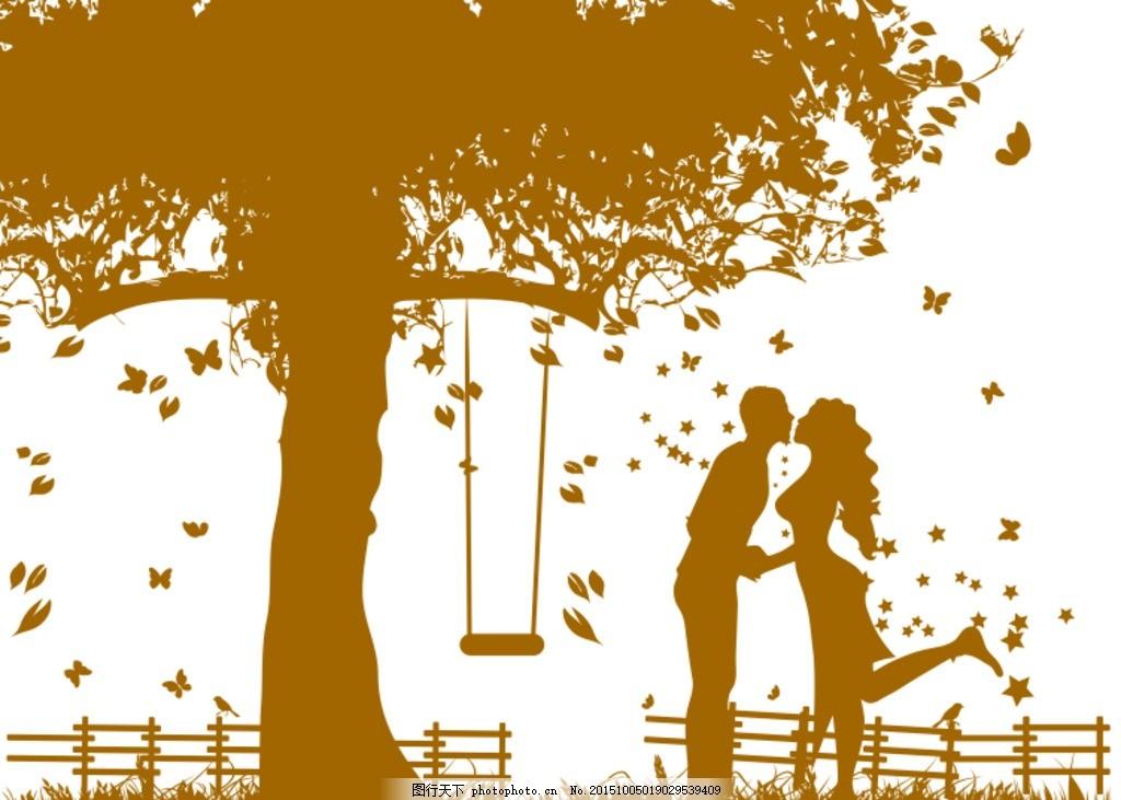 走廊 硅藻泥 cdr 矢量图 源文件 爱情 设计 文化艺术 绘画书法 cdr