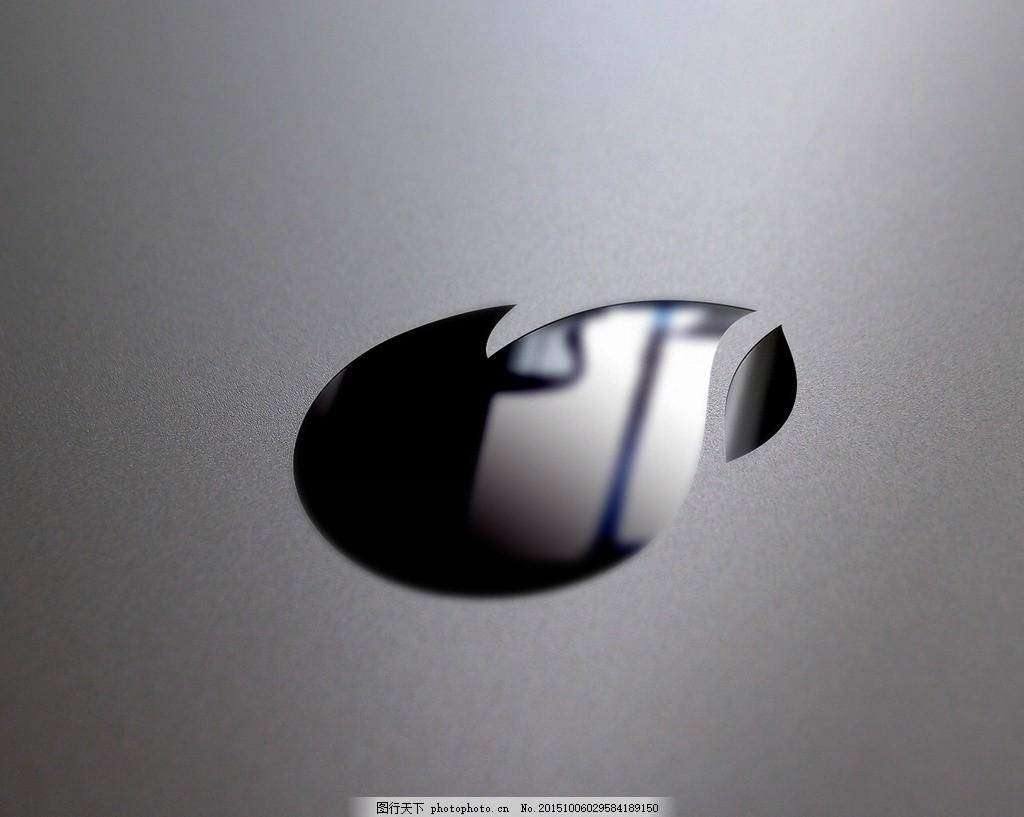 logo贴图 压印效果 展示模板 背景素材 高端背景 烫金贴图