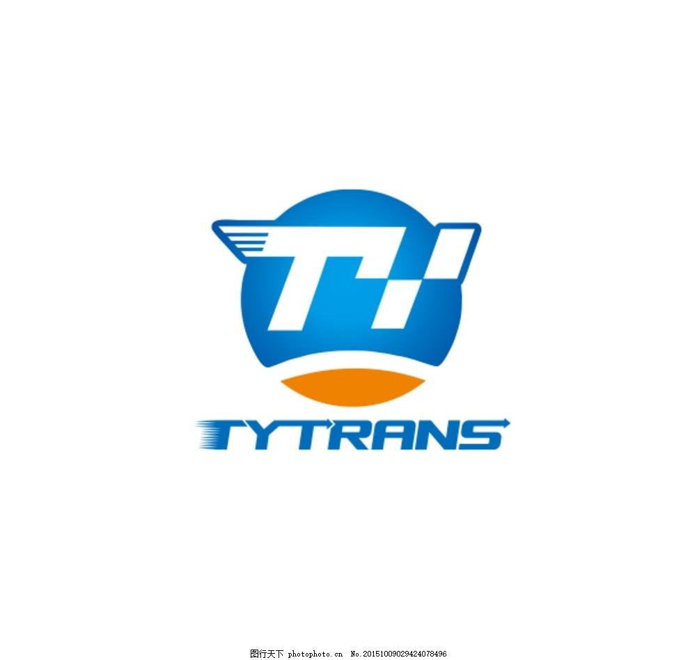 ty字母logo设计