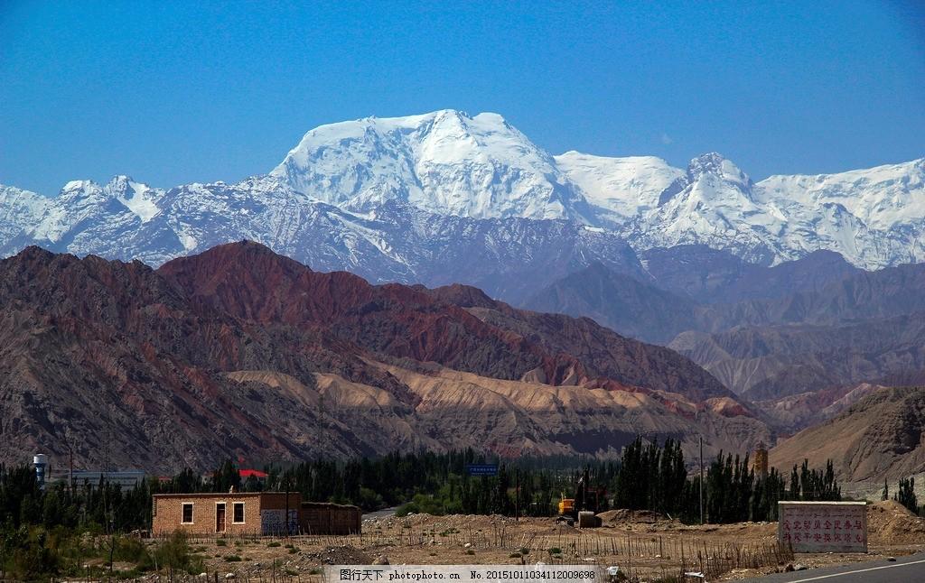 新疆喀什 唯美 风景 风光 人文 城市 旅游摄影