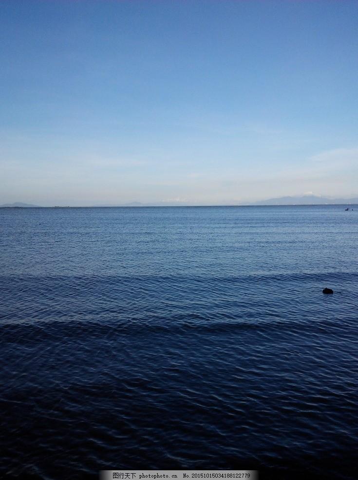 大海 海边 蓝天 天空 海水 珠海 蓝色的海 摄影 自然景观 自然风景 72