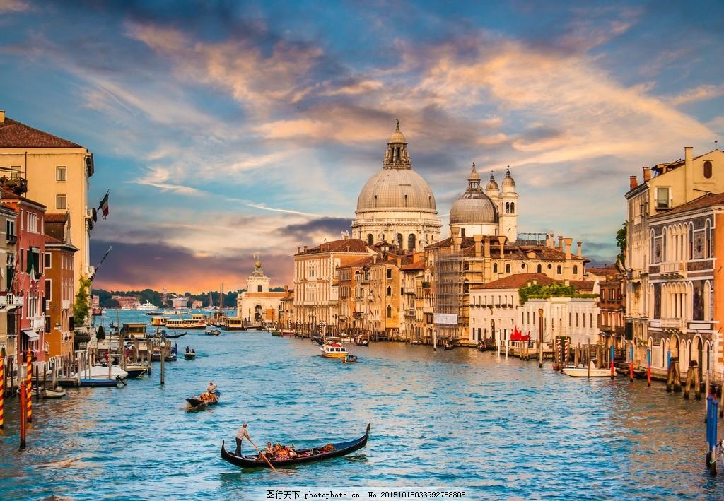 水上威尼斯 威尼斯水城 唯美 风景 风光 旅行 自然 欧洲 意大利