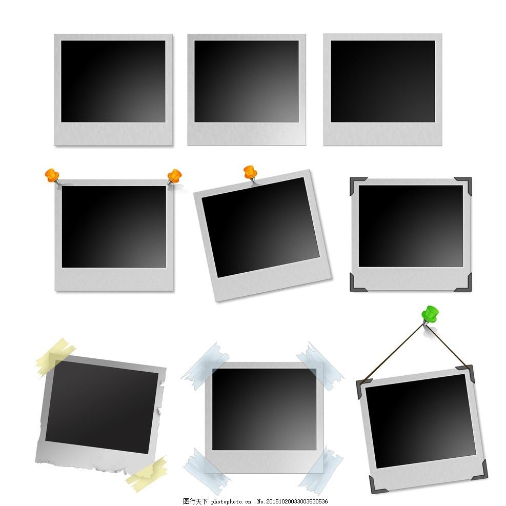 宝丽来相纸 宝丽来 相纸 照片 照片纸 相片 相片纸 空白 拍立得 边框