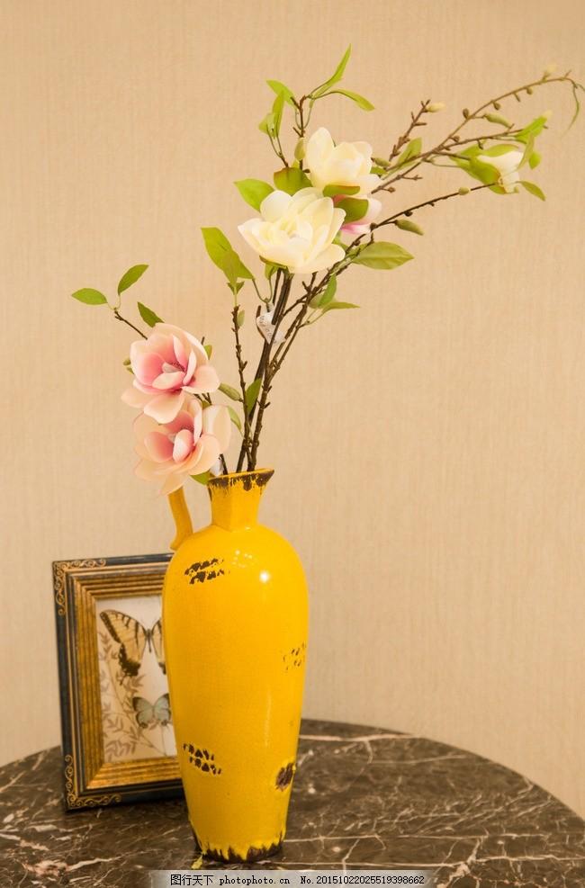 花瓶装饰 桌面 欧式桌面 桌子 桌子素材 大理石桌面 装饰桌面