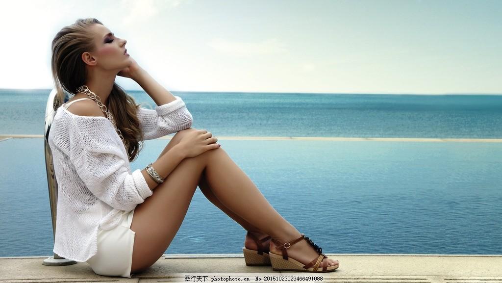 女鞋 美女模特 女鞋 模特 凉鞋 美女 商业美女 国外美女 女模特 女