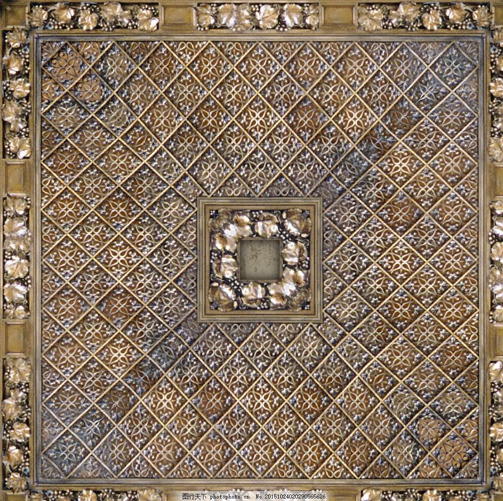 大理石 地砖材质 高贵典雅 无缝瓷砖贴图 欧式古典花纹 复古花纹 花纹