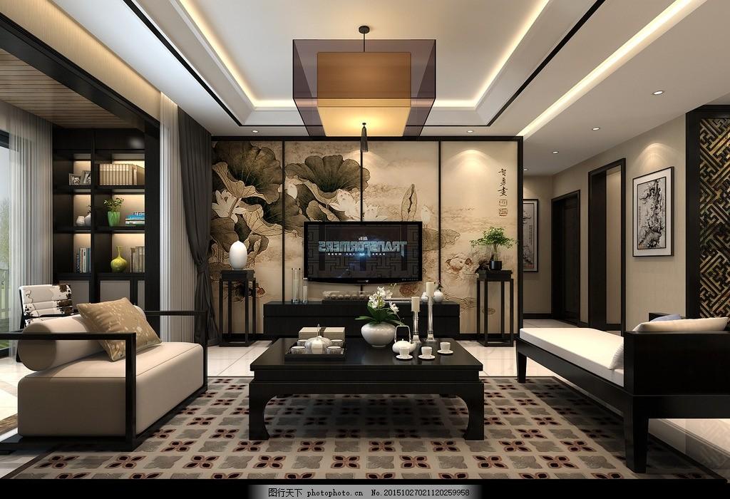 室内效果图 室内 装修        3d设计 墙面 设计 3d设计 3d作品 72dpi