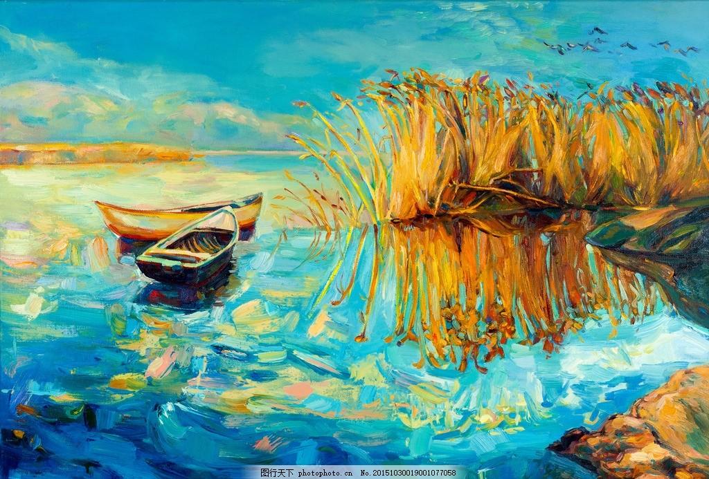 水粉画 欧式古典 世界名画 西方油画 艺术油画 古典风景油画 欧式装饰