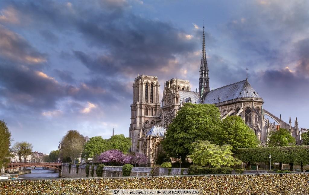 法國巴黎 城市建筑 世界名城市 城市高樓 高樓大廈 城市攝影 城市風景