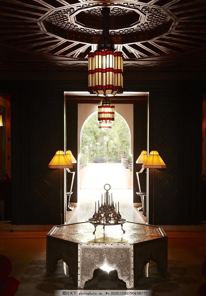 古典酒店大堂 欧式室内 西式室内 酒店摄影 酒店建筑 酒店设计
