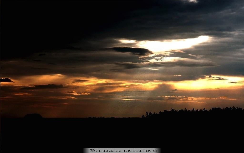 自然风光 黄昏日落 阴天 阳光 乌云 云南 摄影 自然景观 自然风景 360