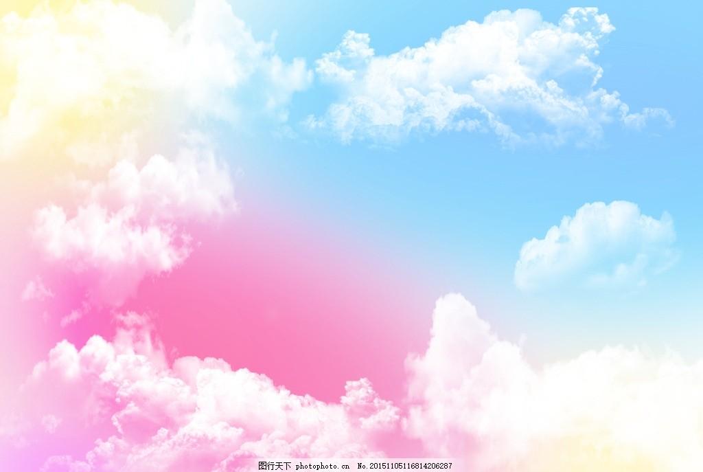云朵一样的动物
