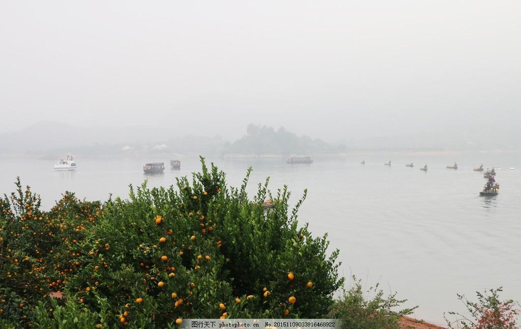 南丰琴台湖风景