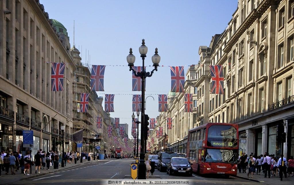 伦敦 街景