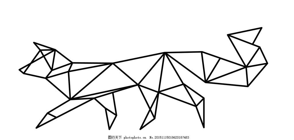 硅藻泥 墙贴矢量 背景墙图案 矢量图 创意格子猫 设计 动漫动画 其他