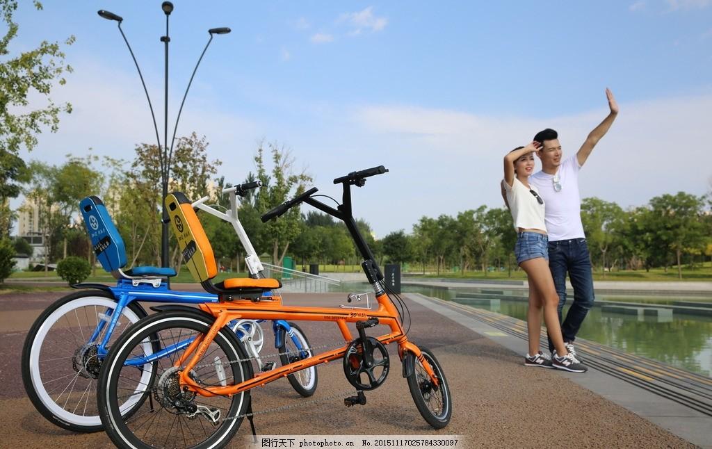 骑车 模特 躺车 微躺车 自行车 休闲骑行 模特 摄影 生活百科 体育
