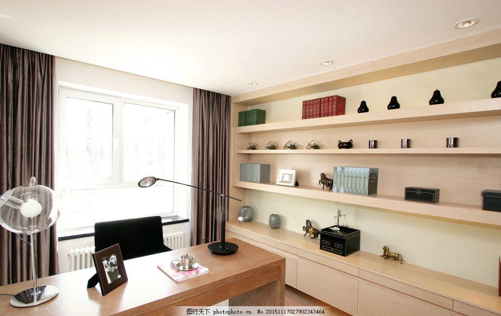金域蓝湾样板间桌子椅子柜子工艺品窗户窗帘样板房效果图