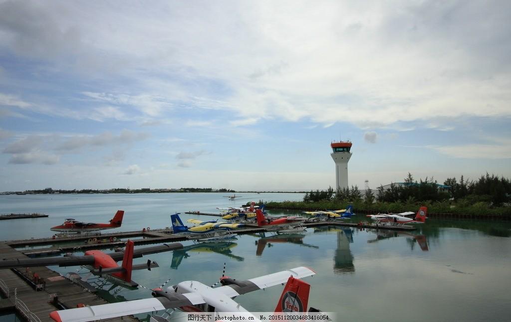 水上飞机场