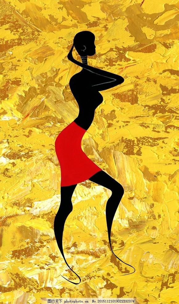 抽象人物画 油画人物 抽象油画 油画 抽象画 抽象艺术 丙烯画 装饰画