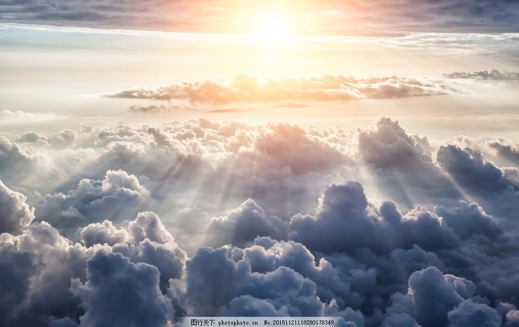 唯美云海 唯美 风景 风光 自然 奇观 壮观 云海 云层 云 摄影 自然