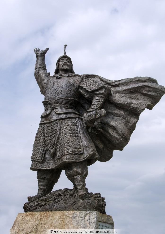 雕塑 江格尔 蒙古族 蒙古族史诗 铜像 历史人物雕塑 青铜雕像 人物