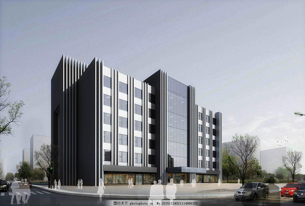 办公楼外立面 办公楼 外立面 装修 外景 外装        设计 3d设计 3d