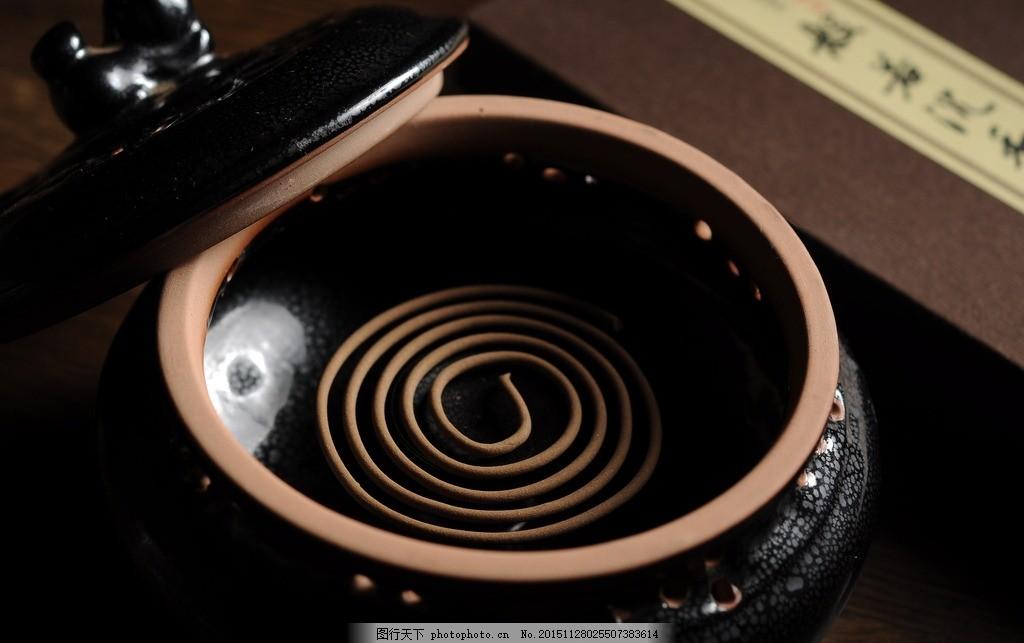 沉香 摄影 禅意 意境 境界 黑色气氛 古韵 韵味 素材 香道 烟 摄影