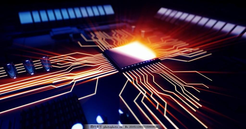 中央处理器 电脑处理器 手机处理器 cpu 电路板cpu 设计 现代科技