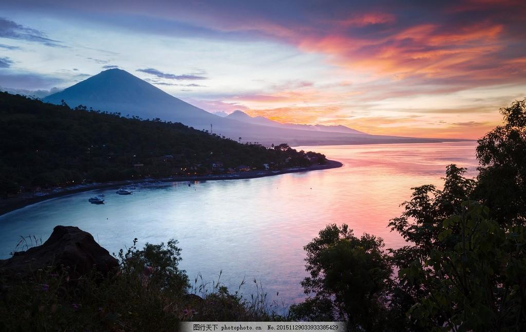 秦皇岛大海 唯美 风景 风光 旅行 自然 海边 海景 夕阳 落日