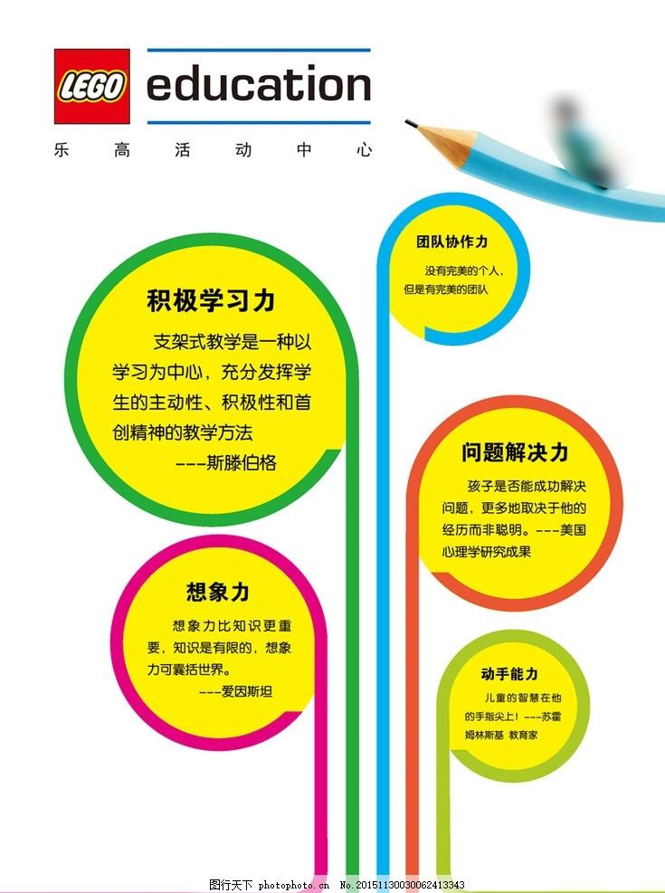 乐高课程功能海报