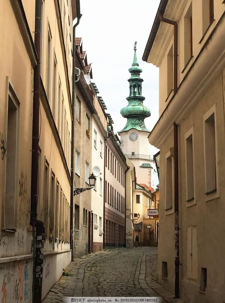 斯洛伐克 旅游 摄影 建筑 小镇 欧洲 东欧 摄影 旅游摄影 国外旅游 72