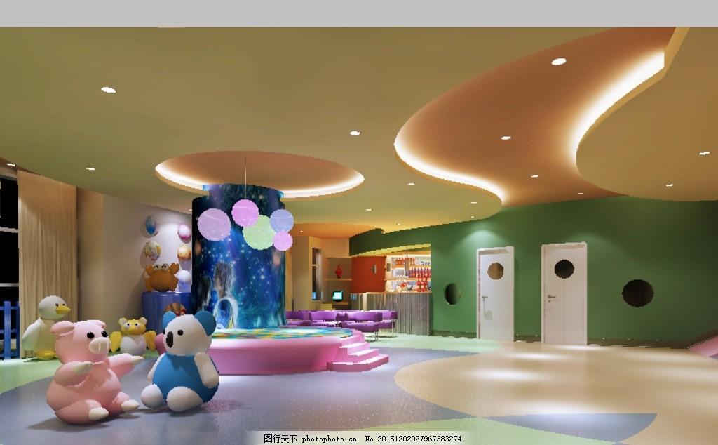 活动室 大厅 生活室 心理室 体育室 广播室 艺术展馆 艺术展馆 设计