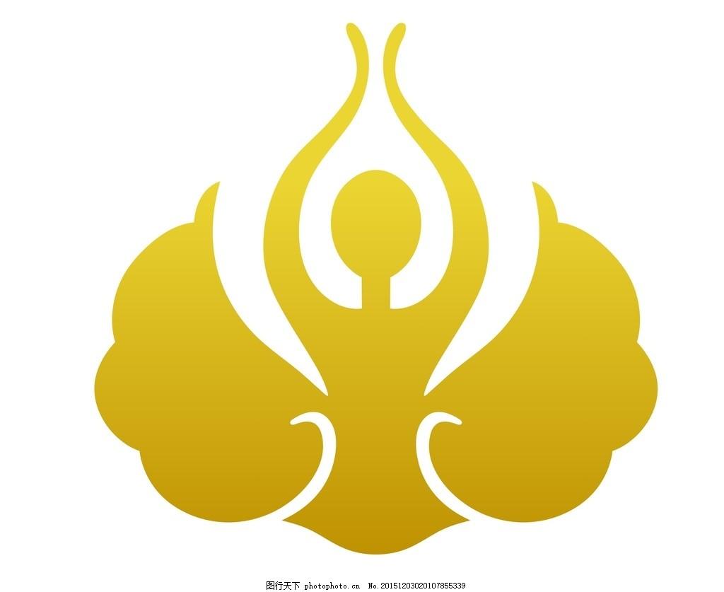 舞蹈logo 矢量 矢量图制作 个性化设计 图案 图标 标志 广告设计