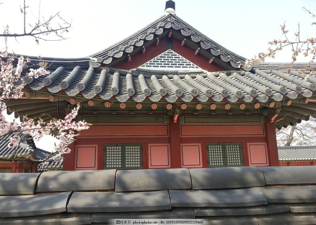 飞檐 古建筑 古老 青瓦 木结构 中式建筑 建筑构件 摄影 旅游摄影