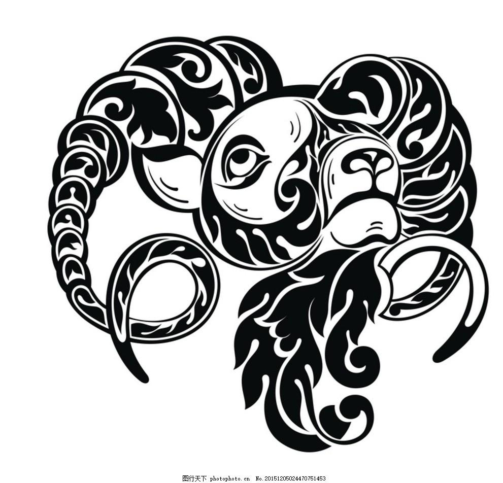 羊的生物结构图