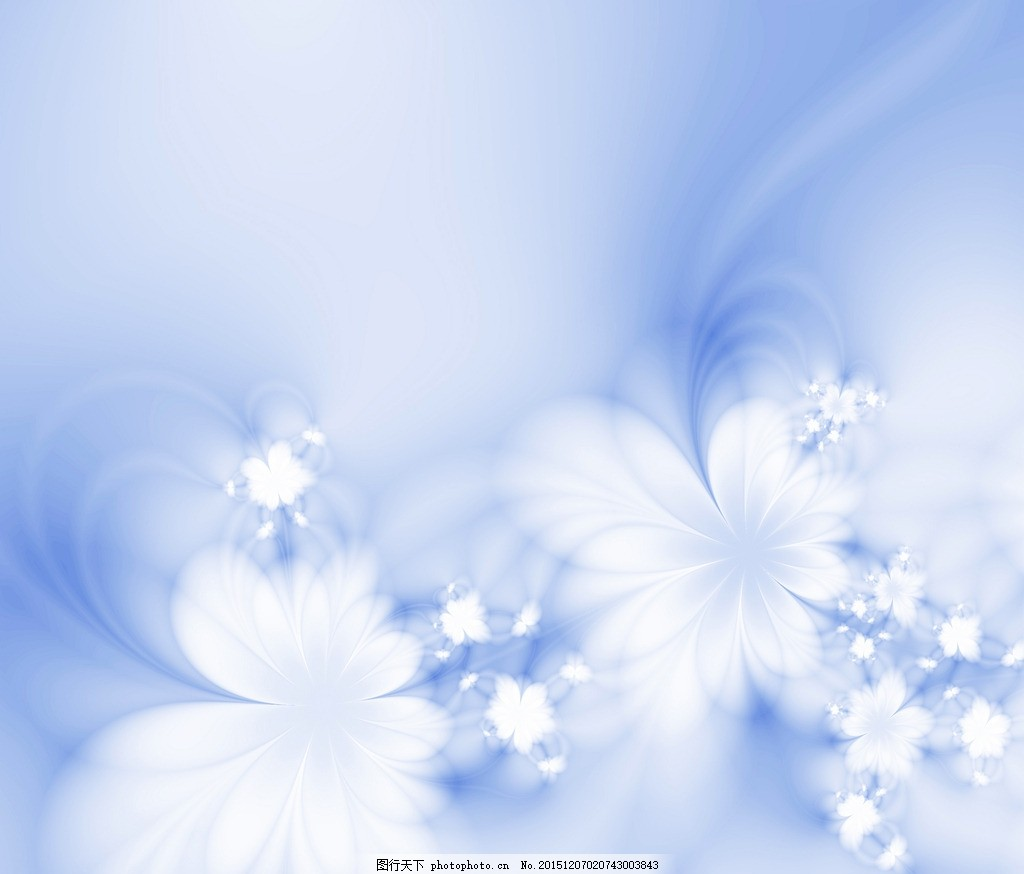 风景移门图案 未分层图片 高像素 设计素材 花色 小花 淡雅 唯美风格
