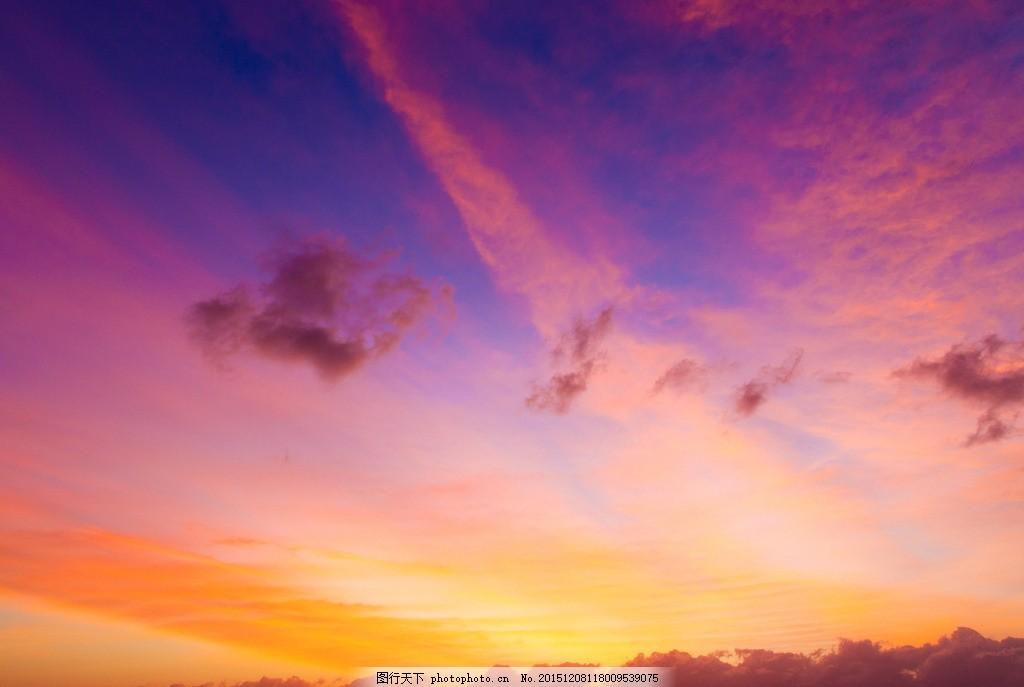 晚霞 彩霞 黄昏 夕阳 天空 云彩 云朵 美丽风景 天空风景 美景天空
