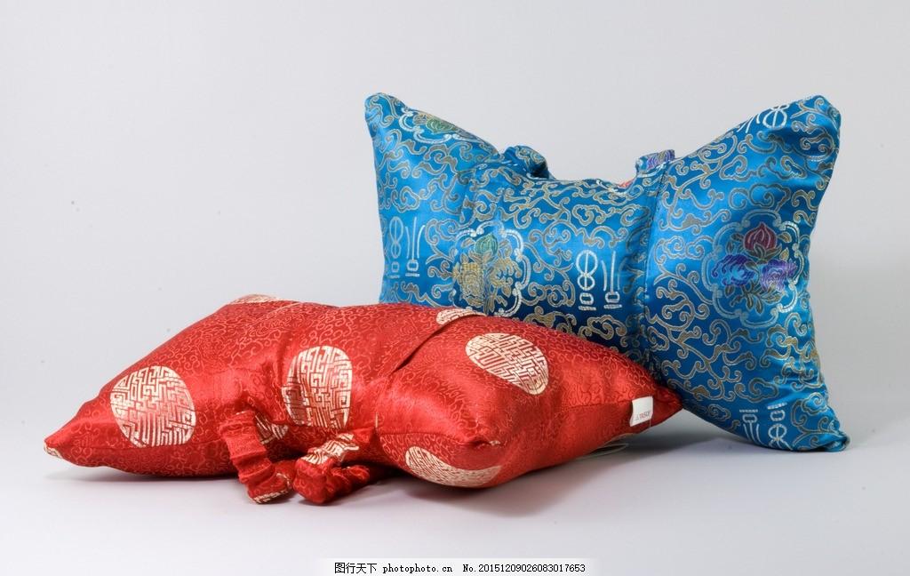 靠枕针织编织动物图案