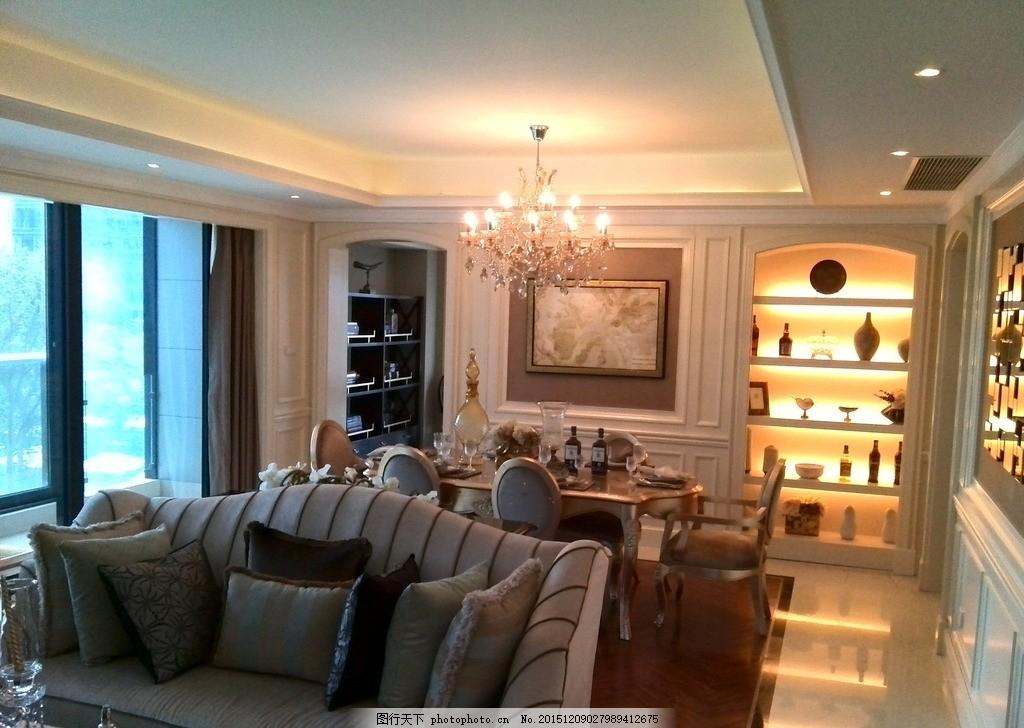豪华 家装 整体家装 客厅 装修 卧室 卧房 欧式家装 洋房家装