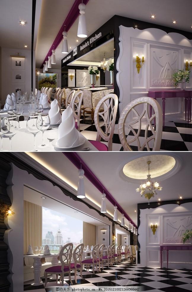 婚纱 影楼 摄影店 3d        模型 共享素材 设计 3d设计 室内模型