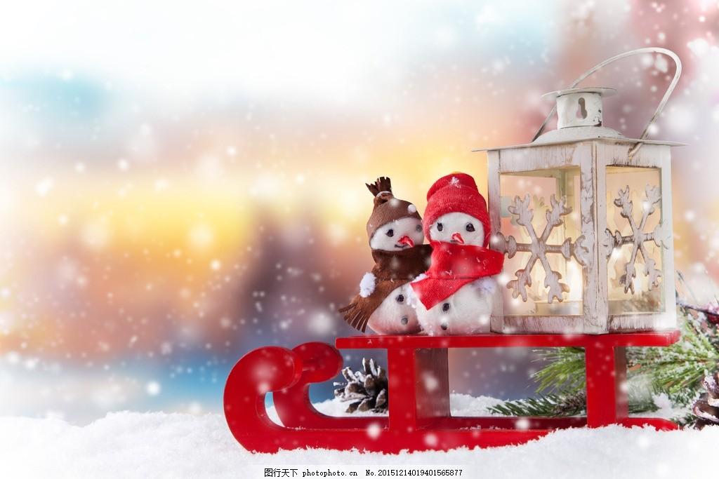炫酷雪人 唯美 炫酷 可爱 雪人 3d 下雪 浪漫 圣诞节 圣诞雪人 冰雪