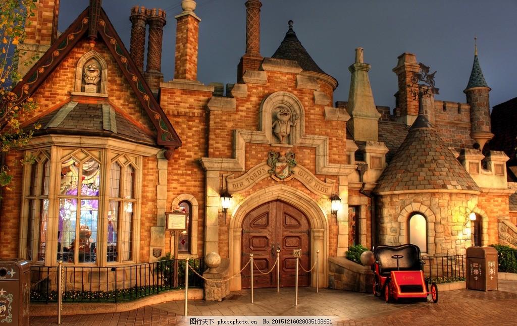 欧式城堡 欧洲城堡 城堡酒店 古堡 私人会所 罗马城堡 城堡建筑图片