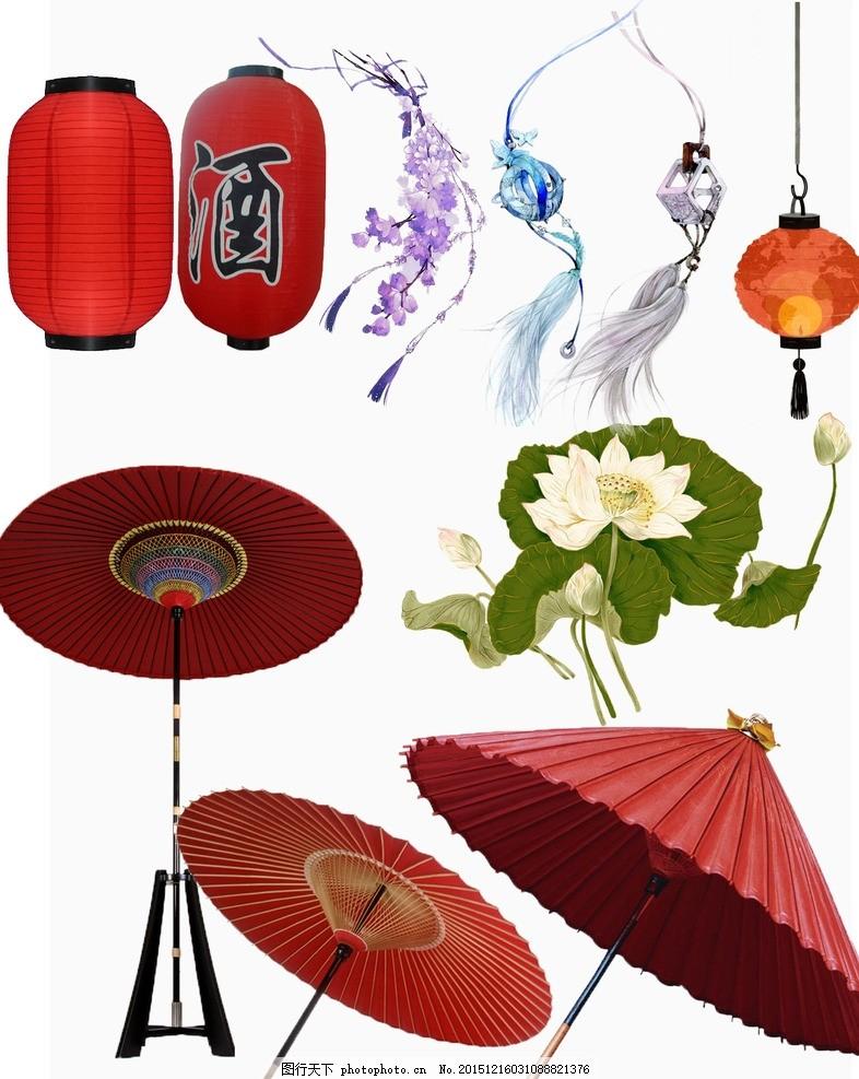 中国传统素材元素