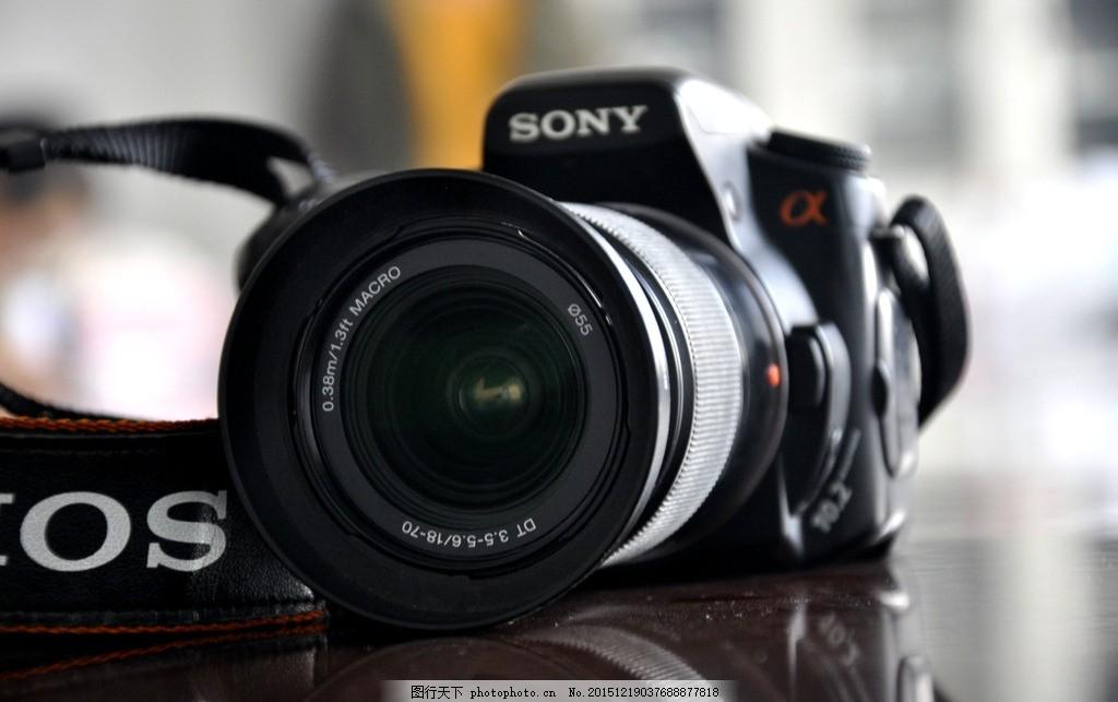 相机 索尼照相机 摄影器材 数码相机 单反