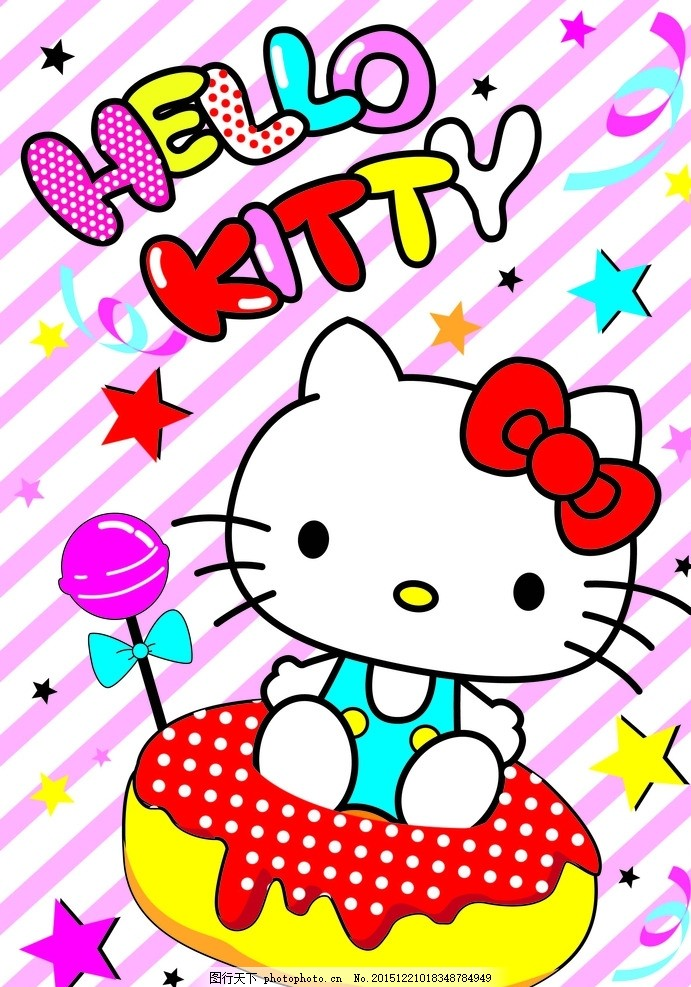 hello kitty猫 kt猫 hello kitt 迪斯尼 可爱 动漫人物 动漫动画 凯蒂