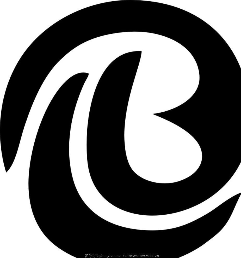 lb 标志 矢量 字母logo 字母矢量 设计 标志图标 企业logo标志 cdr