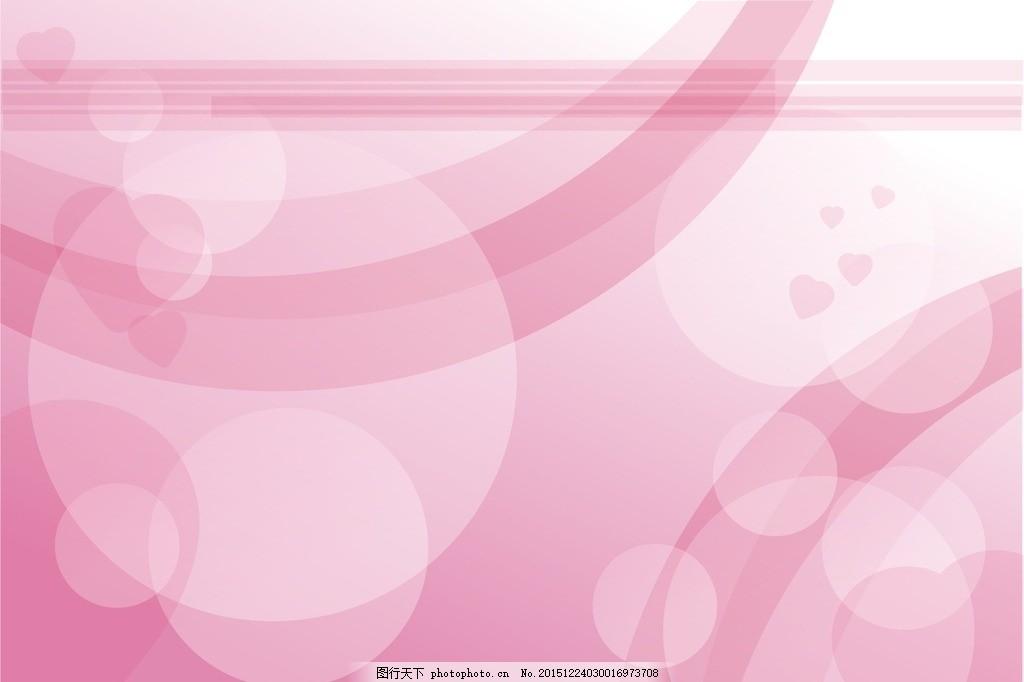 海报 画册 植物 梦幻 手绘百合花 浪漫背景 唯美背景 浪漫 唯美 粉色