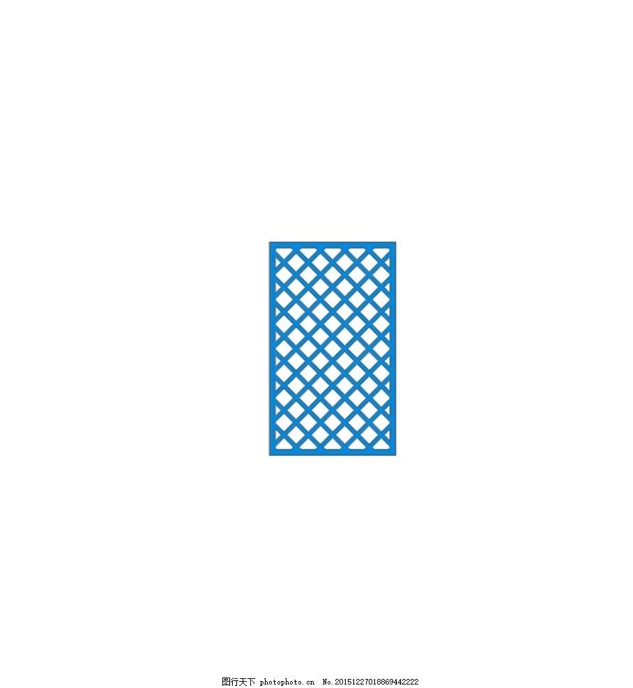 欧式镂空 雕花 菱形